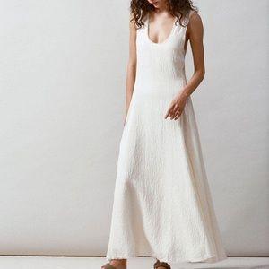 Elizabeth & James Lenox Linen and Silk Blend Dress